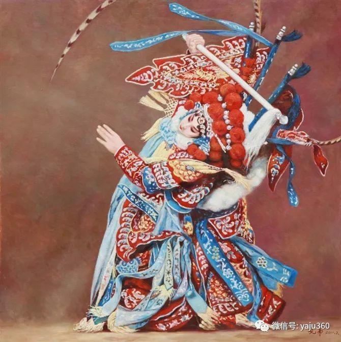 油画世界:刘晓第油画作品插图28