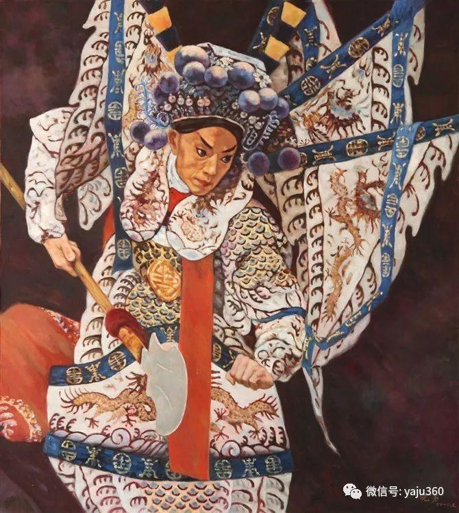 油画世界:刘晓第油画作品插图30