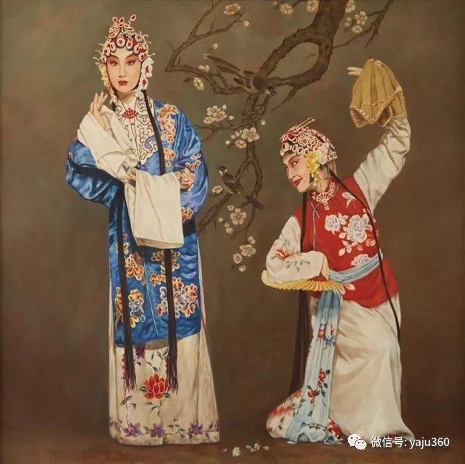油画世界:刘晓第油画作品插图31