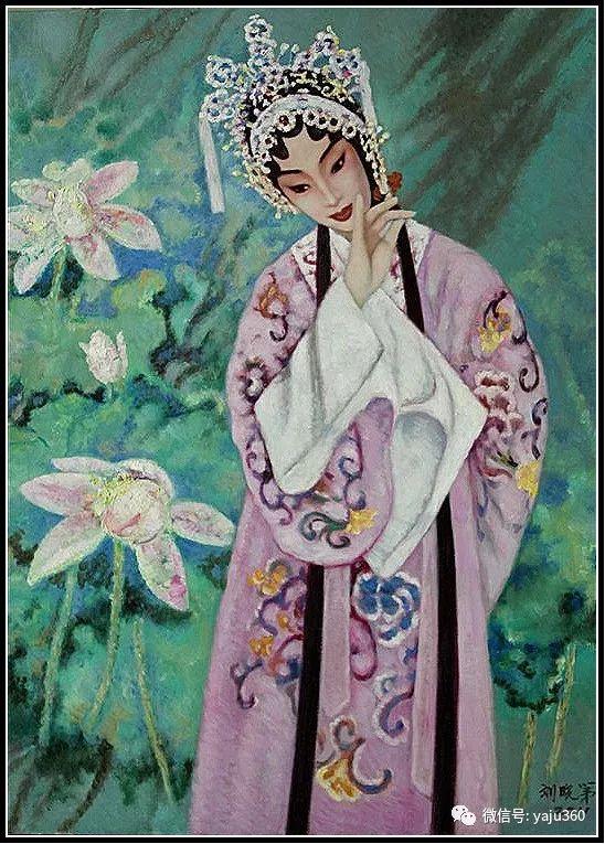 油画世界:刘晓第油画作品插图32