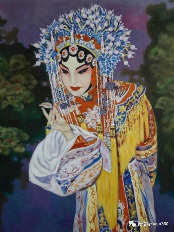 油画世界:刘晓第油画作品插图33