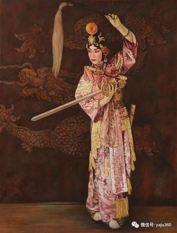 油画世界:刘晓第油画作品插图34