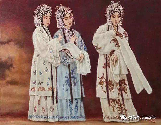 油画世界:刘晓第油画作品插图35