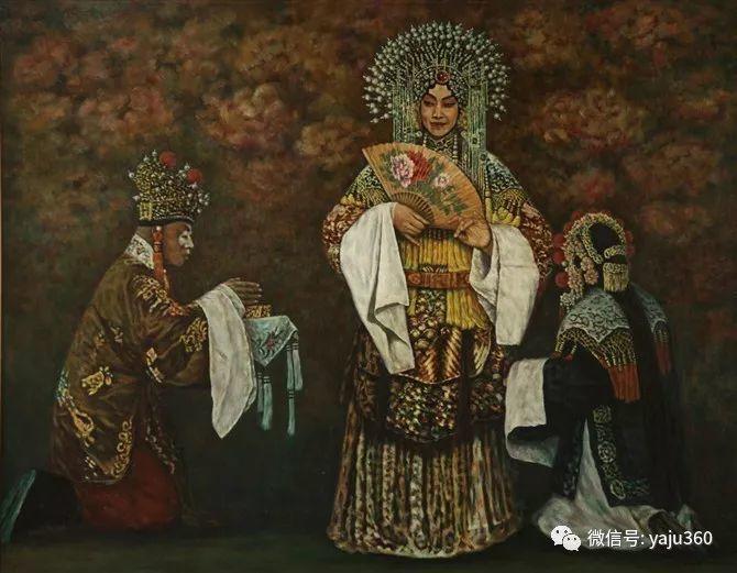 油画世界:刘晓第油画作品插图36