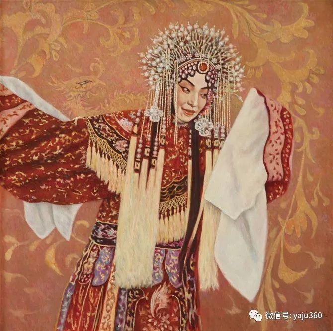 油画世界:刘晓第油画作品插图37