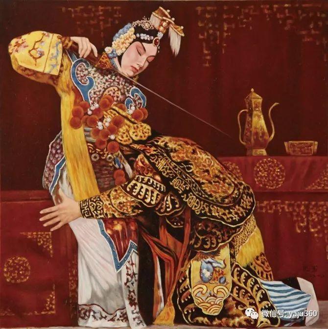 油画世界:刘晓第油画作品插图39