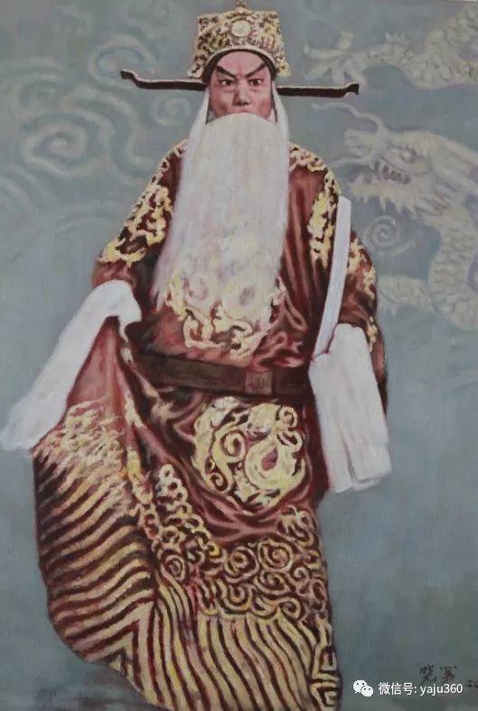 油画世界:刘晓第油画作品插图41