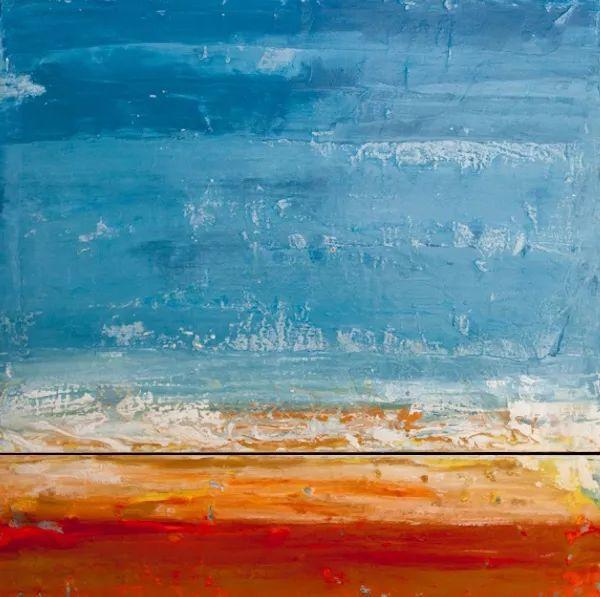 抽象油画 John Schuyler作品欣赏插图
