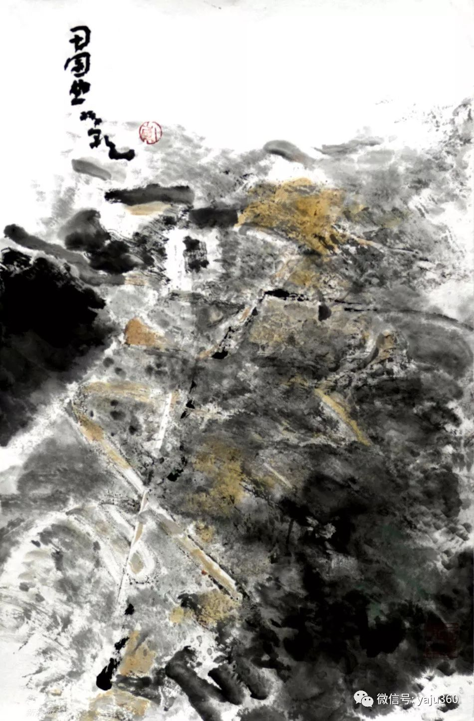 钟孺乾绘画作品欣赏插图38