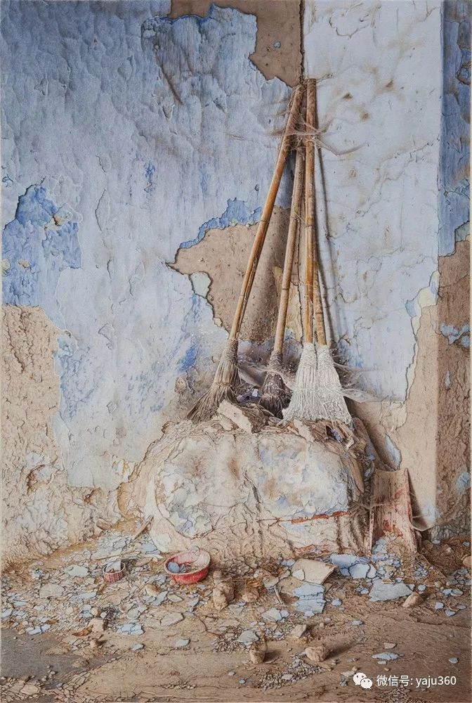 西班牙水彩大师耶稣·洛萨诺绘画作品插图1