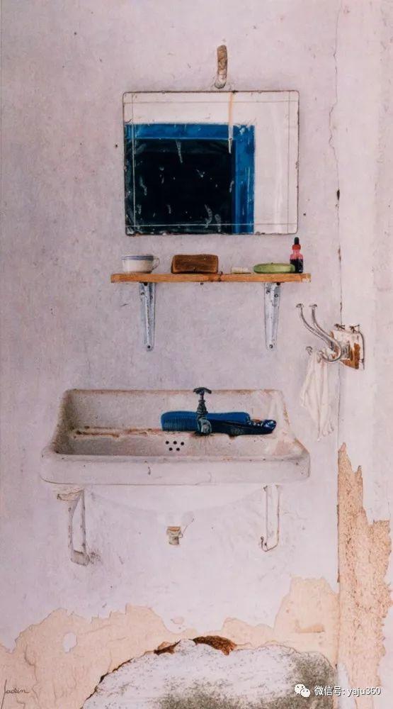 西班牙水彩大师耶稣·洛萨诺绘画作品插图5