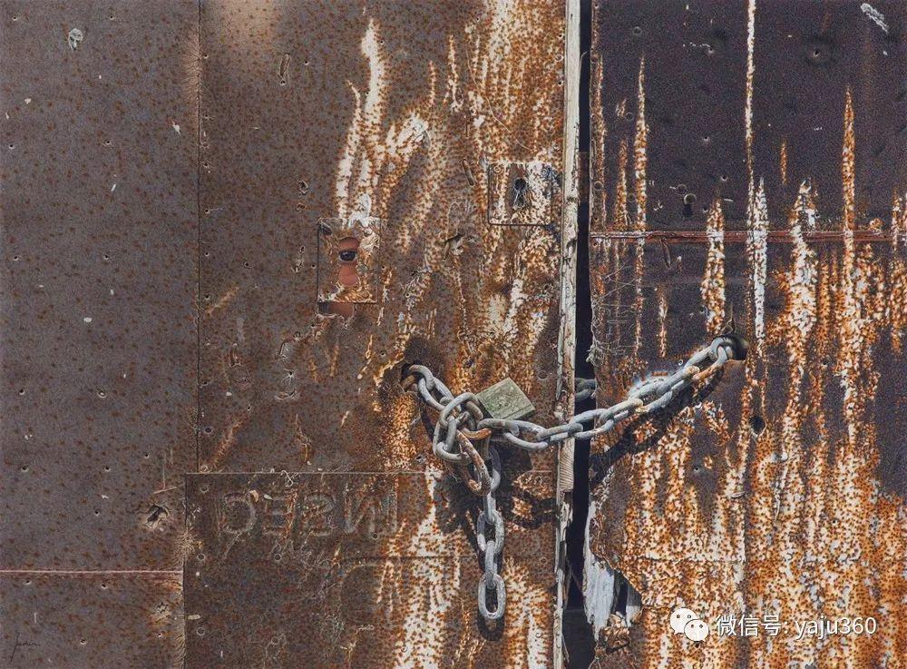 西班牙水彩大师耶稣·洛萨诺绘画作品插图13