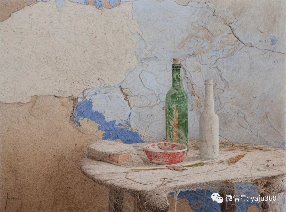西班牙水彩大师耶稣·洛萨诺绘画作品插图14