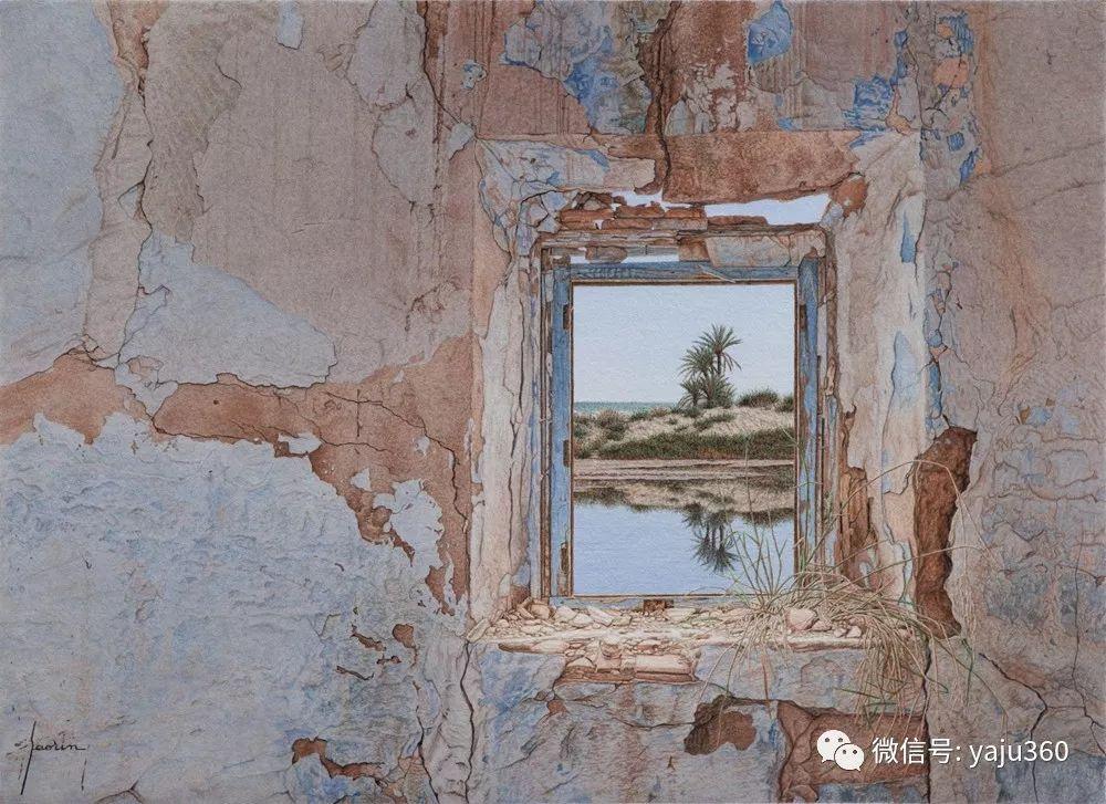 西班牙水彩大师耶稣·洛萨诺绘画作品插图16