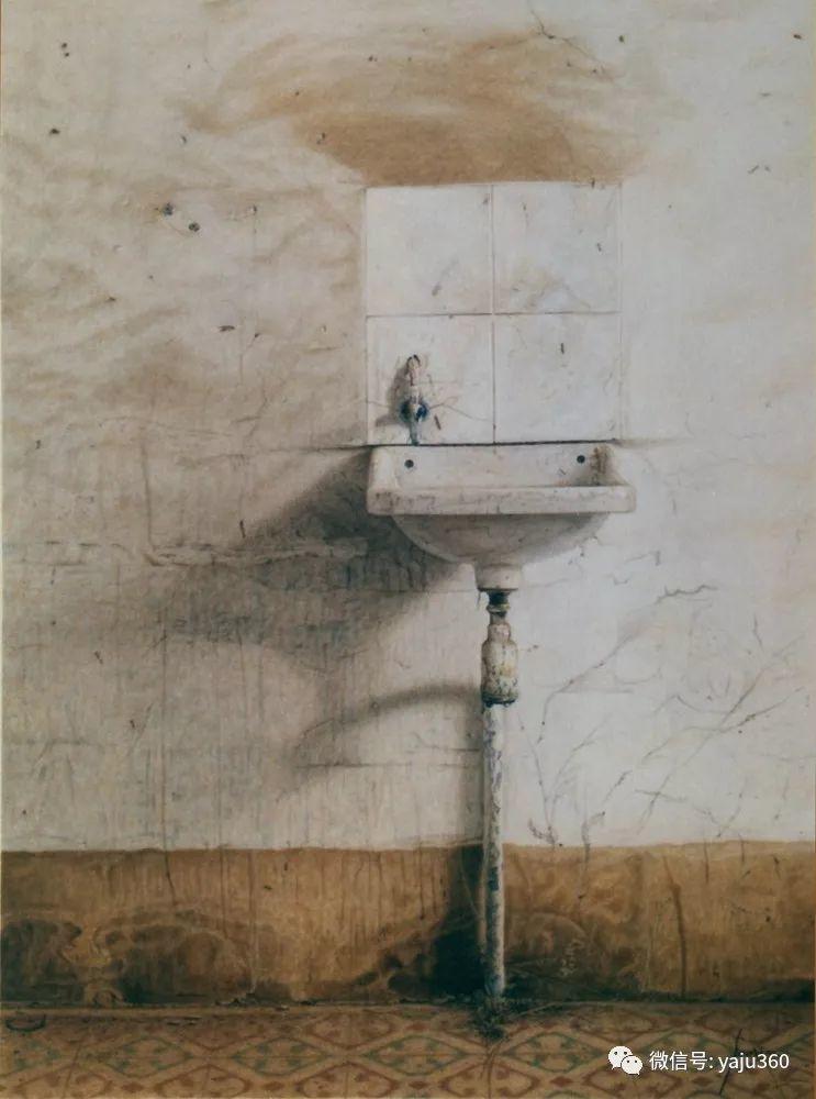 西班牙水彩大师耶稣·洛萨诺绘画作品插图23