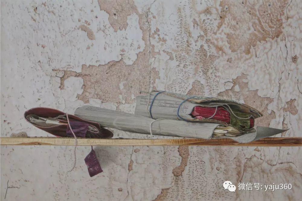 西班牙水彩大师耶稣·洛萨诺绘画作品插图24