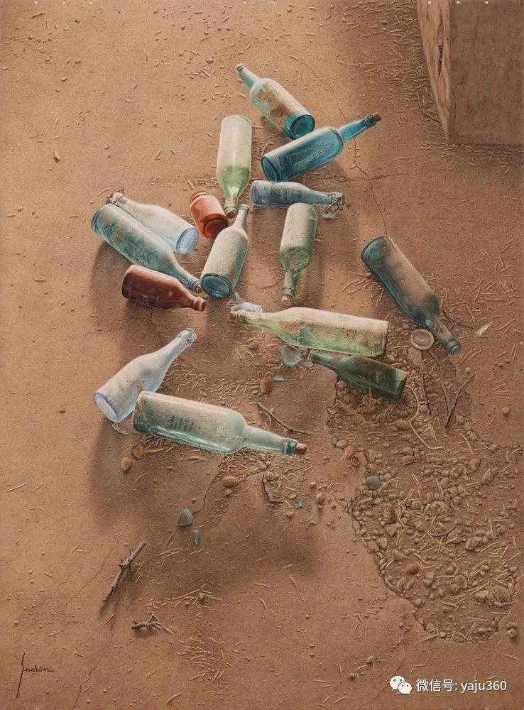 西班牙水彩大师耶稣·洛萨诺绘画作品插图26