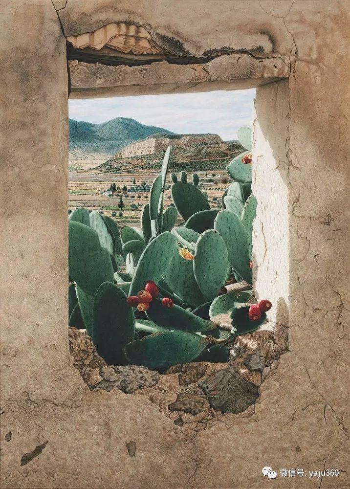 西班牙水彩大师耶稣·洛萨诺绘画作品插图27