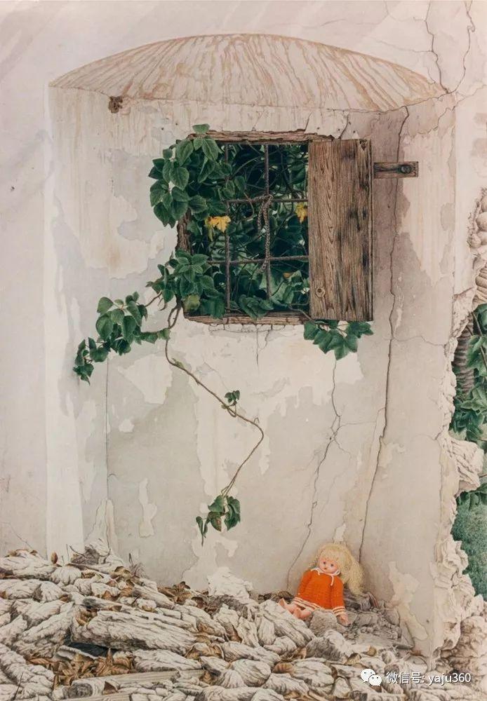 西班牙水彩大师耶稣·洛萨诺绘画作品插图34