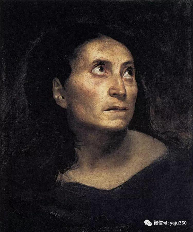 油画世界:法国画家Eugène Delacroix油画作品欣赏插图1