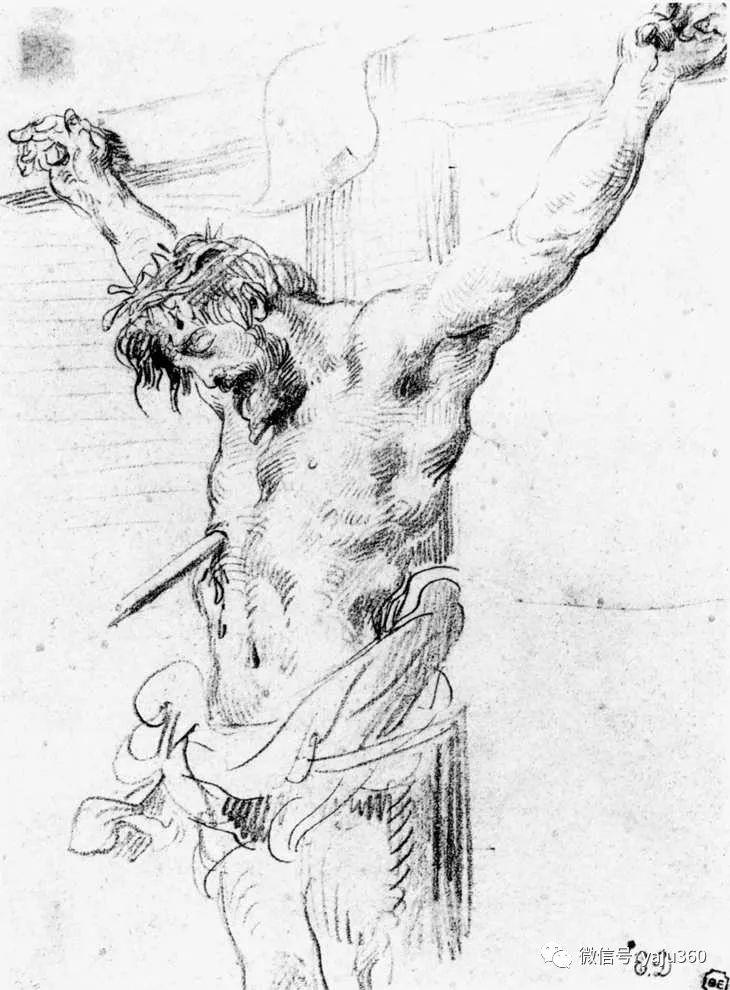 油画世界:法国画家Eugène Delacroix油画作品欣赏插图75
