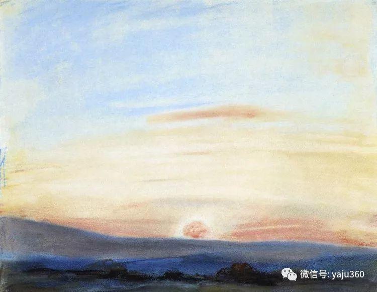 油画世界:法国画家Eugène Delacroix油画作品欣赏插图85