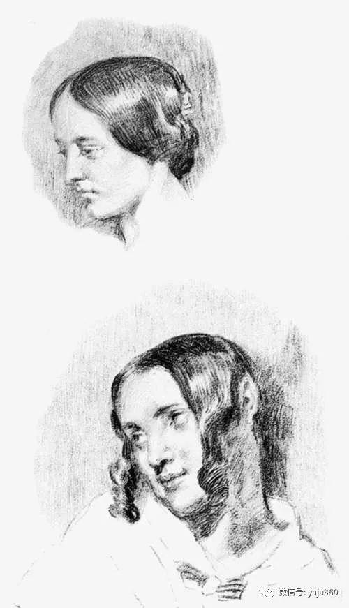 油画世界:法国画家Eugène Delacroix油画作品欣赏插图115