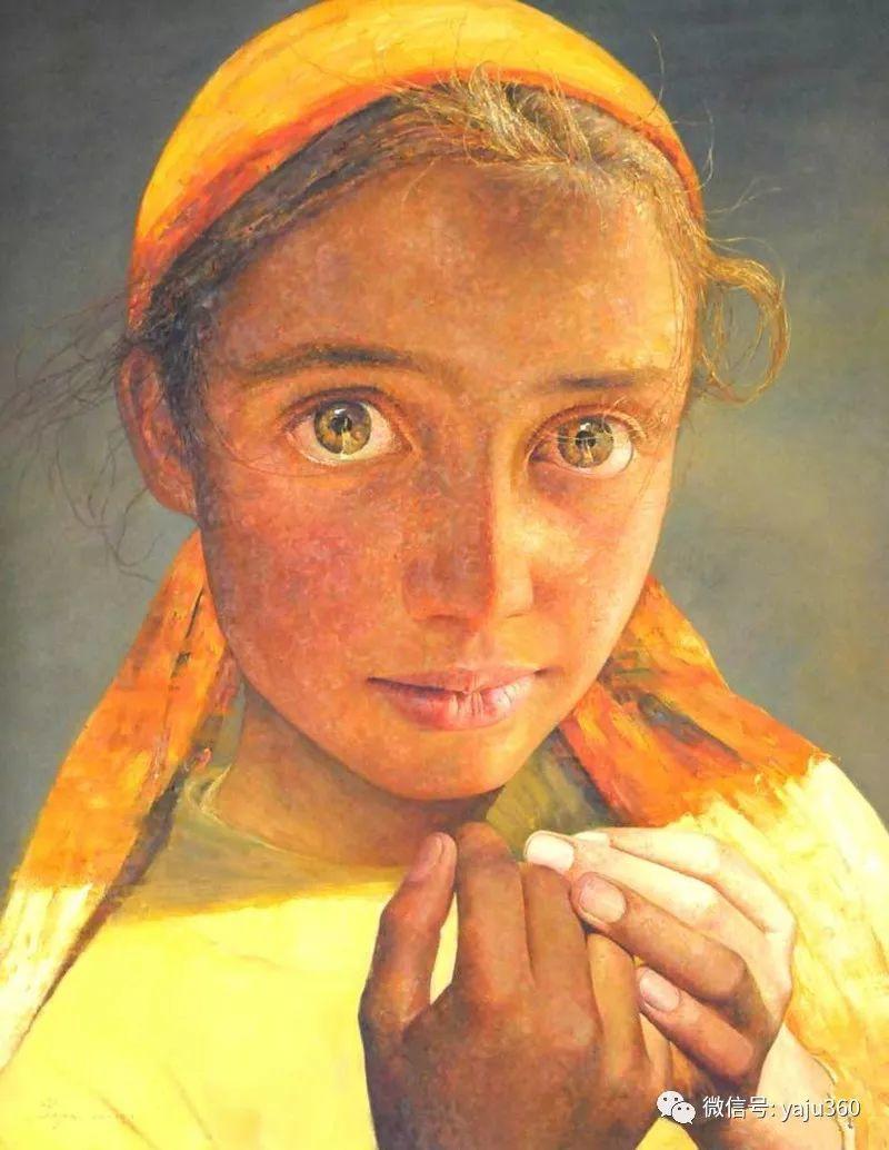 """油画世界:十年构思而成的""""高原画卷""""插图11"""