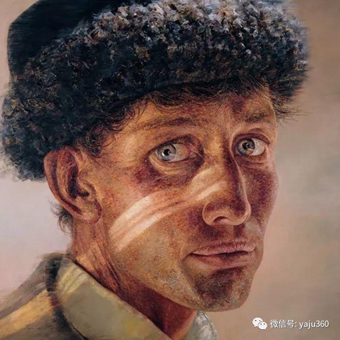 """油画世界:十年构思而成的""""高原画卷""""插图31"""