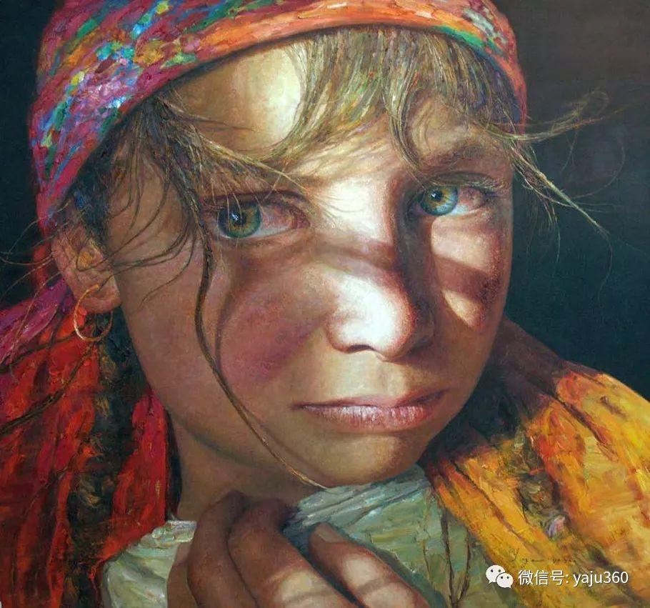 """油画世界:十年构思而成的""""高原画卷""""插图35"""
