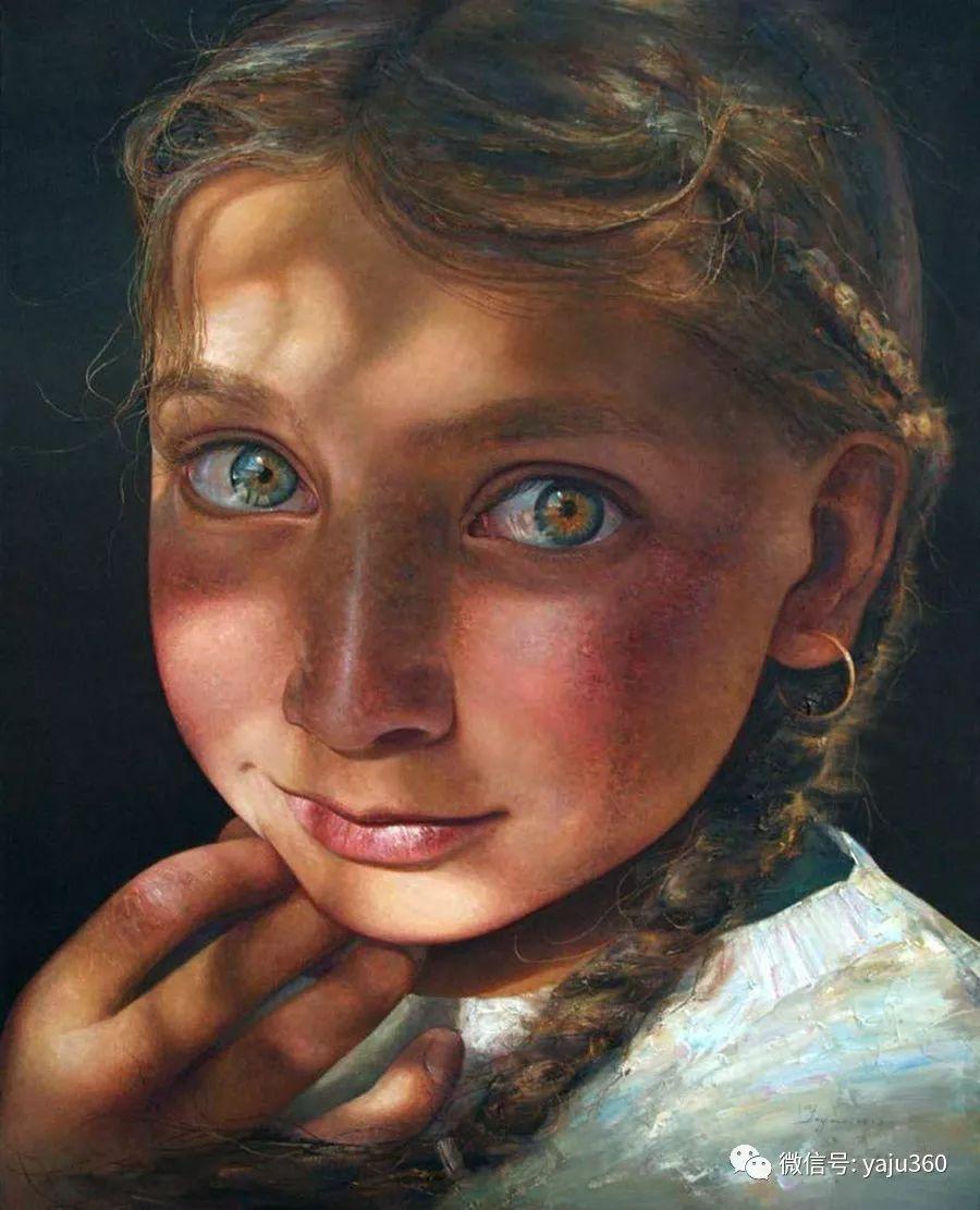 """油画世界:十年构思而成的""""高原画卷""""插图37"""
