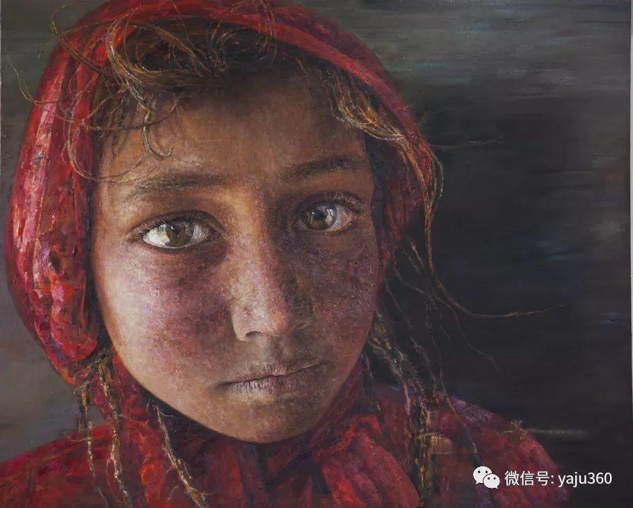 """油画世界:十年构思而成的""""高原画卷""""插图39"""