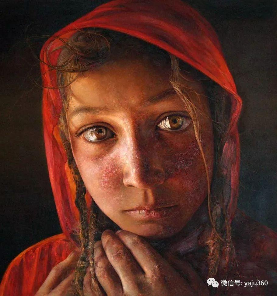 """油画世界:十年构思而成的""""高原画卷""""插图55"""