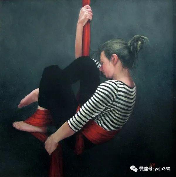 英国Stephanie Rew人物绘画插图21