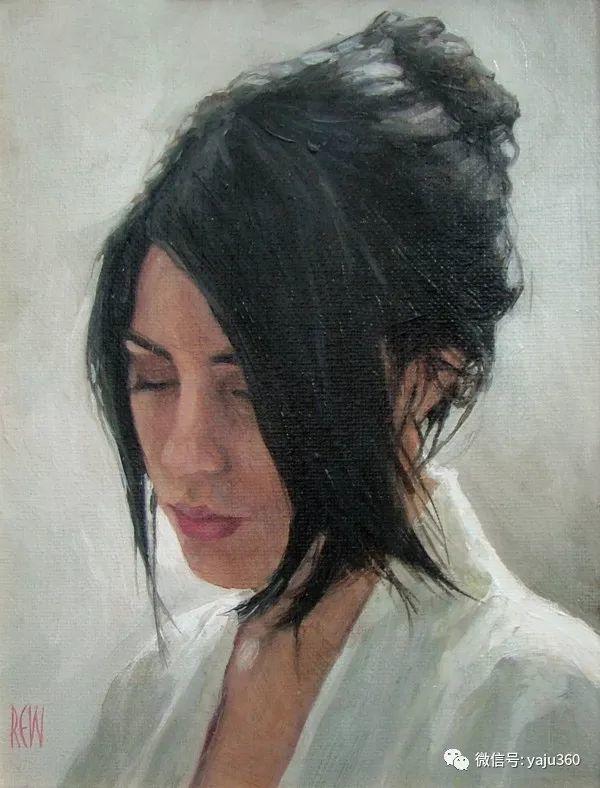 英国Stephanie Rew人物绘画插图41