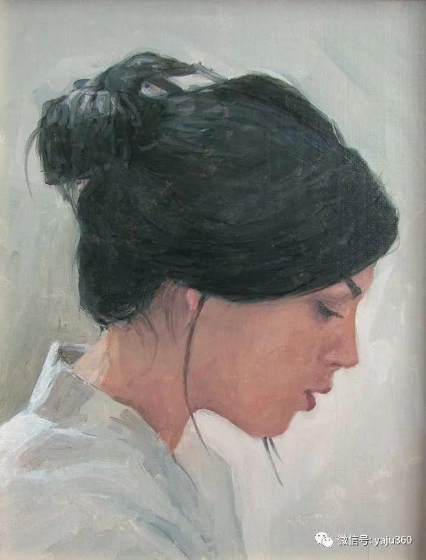 英国Stephanie Rew人物绘画插图45