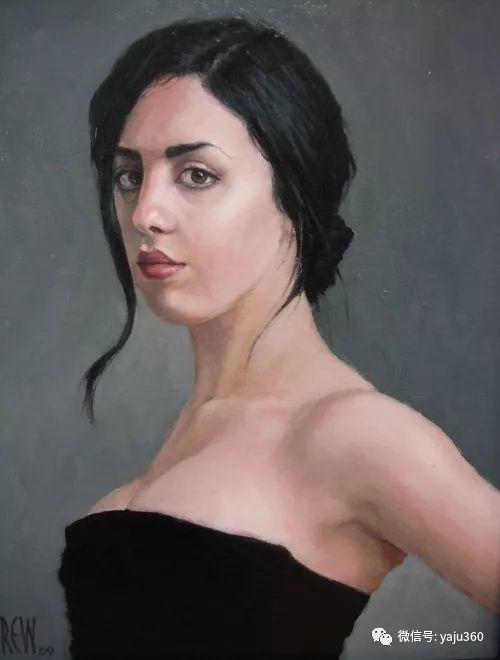 英国Stephanie Rew人物绘画插图49