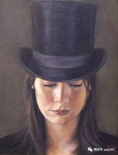 英国Stephanie Rew人物绘画插图69