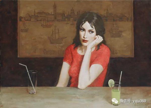 俄罗斯德米特里·李西什柯(Dmitriy Lisichenko)油画作品插图31