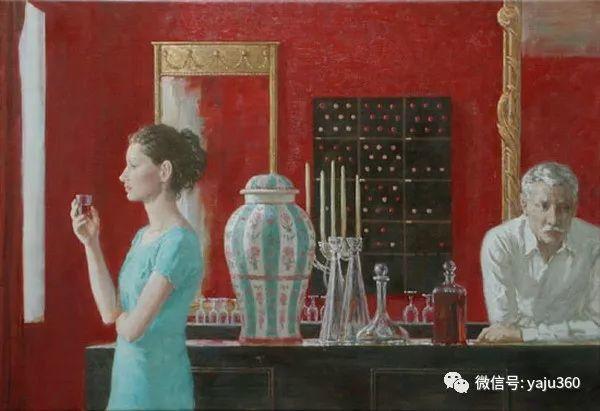 俄罗斯德米特里·李西什柯(Dmitriy Lisichenko)油画作品插图33