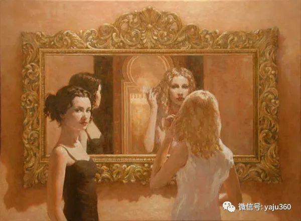 俄罗斯德米特里·李西什柯(Dmitriy Lisichenko)油画作品插图37