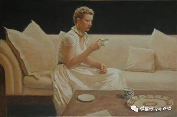 俄罗斯德米特里·李西什柯(Dmitriy Lisichenko)油画作品插图39