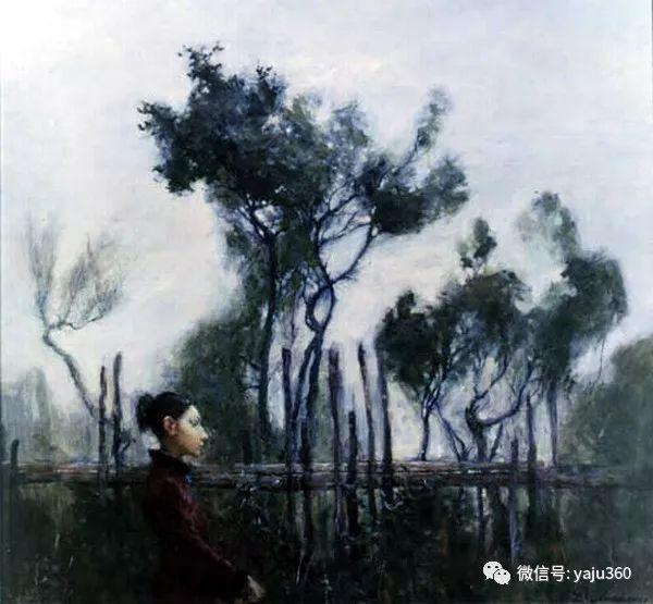 俄罗斯德米特里·李西什柯(Dmitriy Lisichenko)油画作品插图47