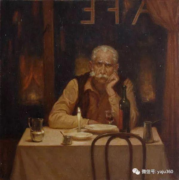 俄罗斯德米特里·李西什柯(Dmitriy Lisichenko)油画作品插图63