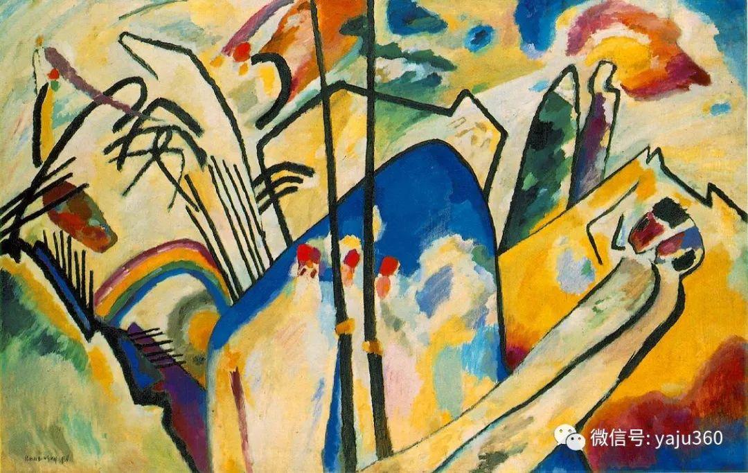 世界著名画家之康定斯基插图2