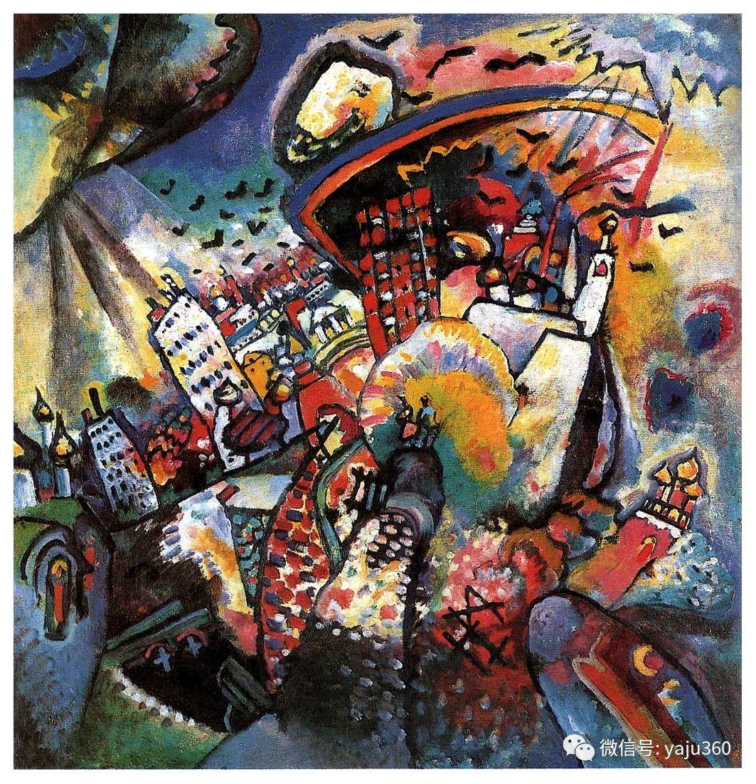 世界著名画家之康定斯基插图4
