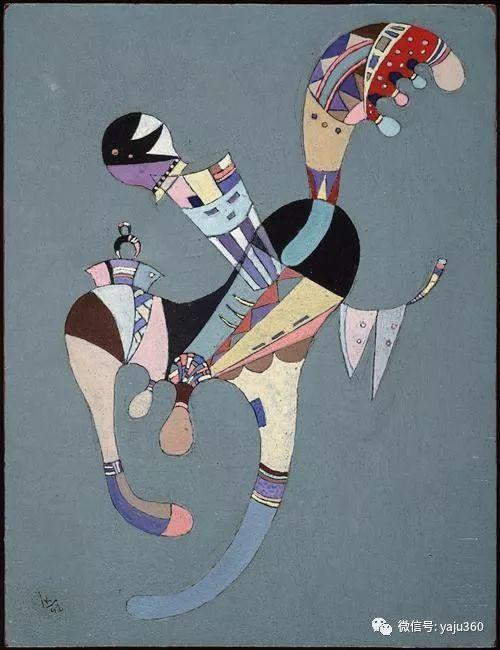 世界著名画家之康定斯基插图10
