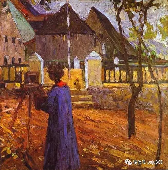 世界著名画家之康定斯基插图15
