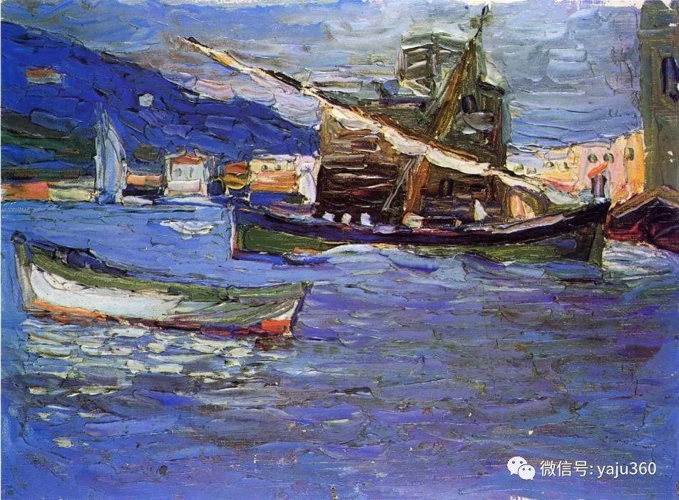 世界著名画家之康定斯基插图21