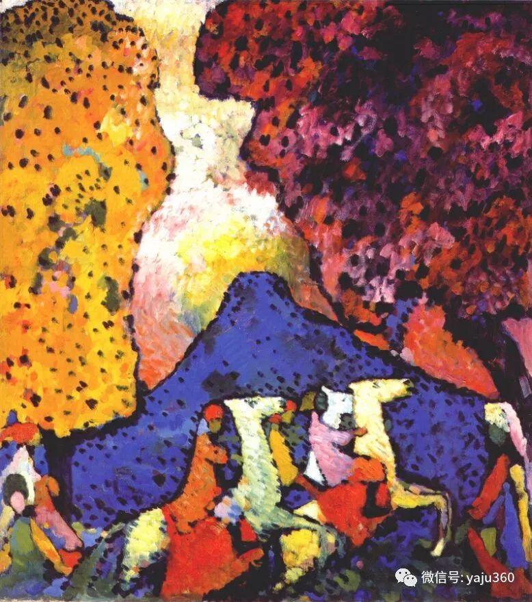 世界著名画家之康定斯基插图28
